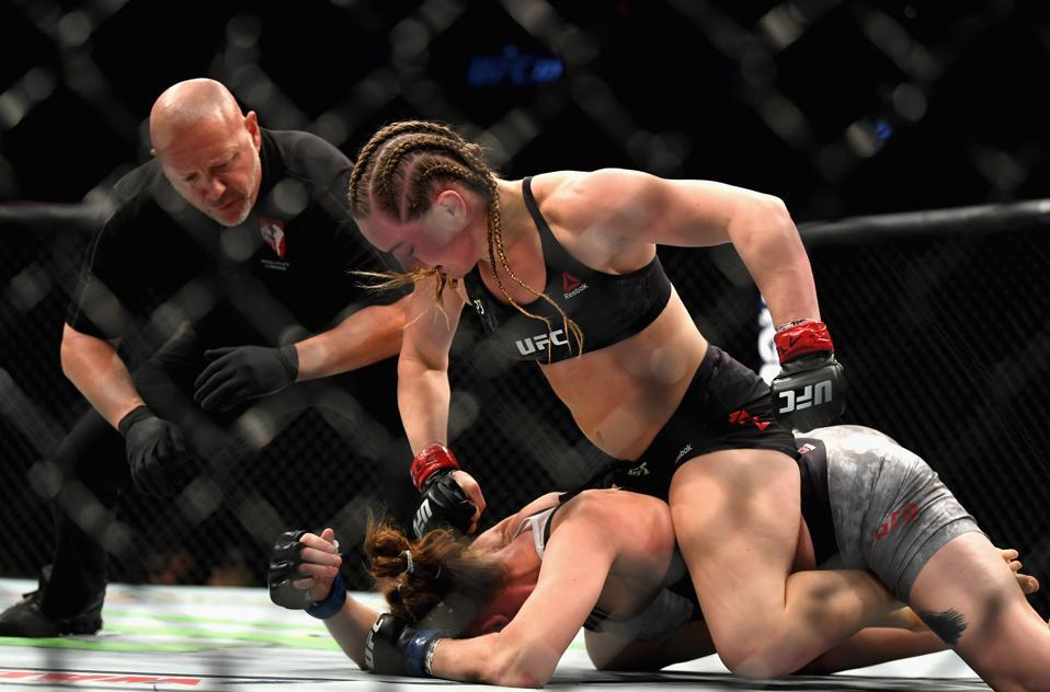 UFC 229: Ladd v Evinger
