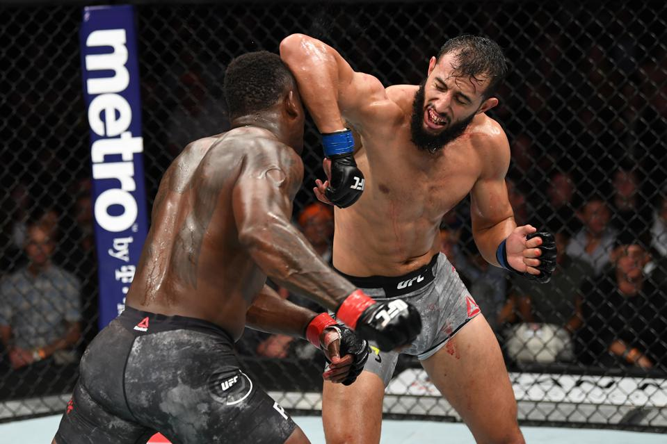 UFC On ESPN 6 Preview And Picks: Who Moves Up, Dominick Reyes Or Chris Weidman?