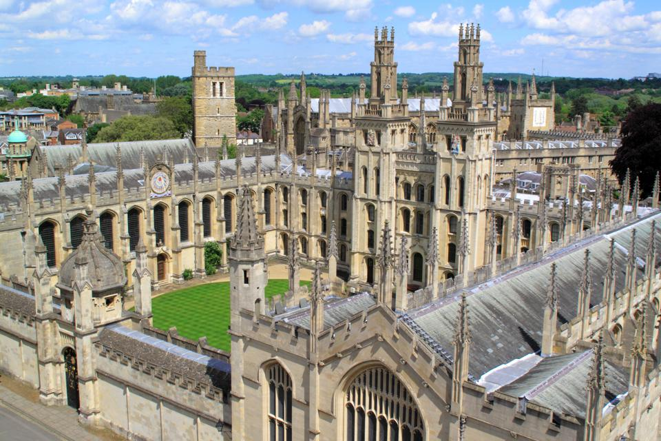 Oxford University's  All Soul's College
