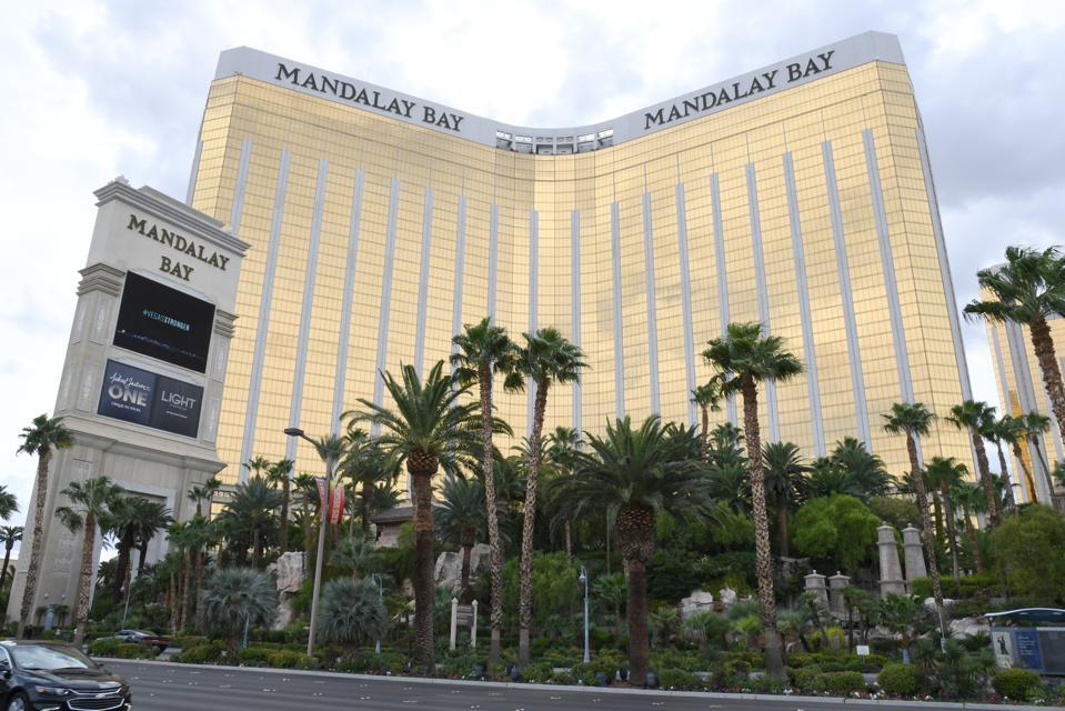 Las Vegas Marks Anniversary Of 10/1 Mass Shooting That Killed 58