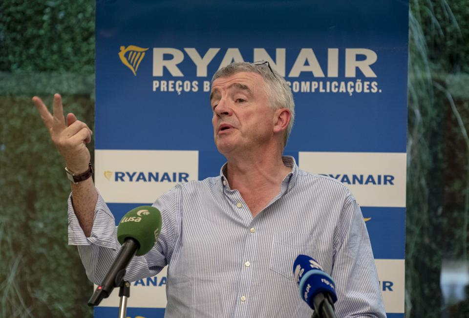 Ryanair Launches 12 New Routes In Portugal For 2019 Summer