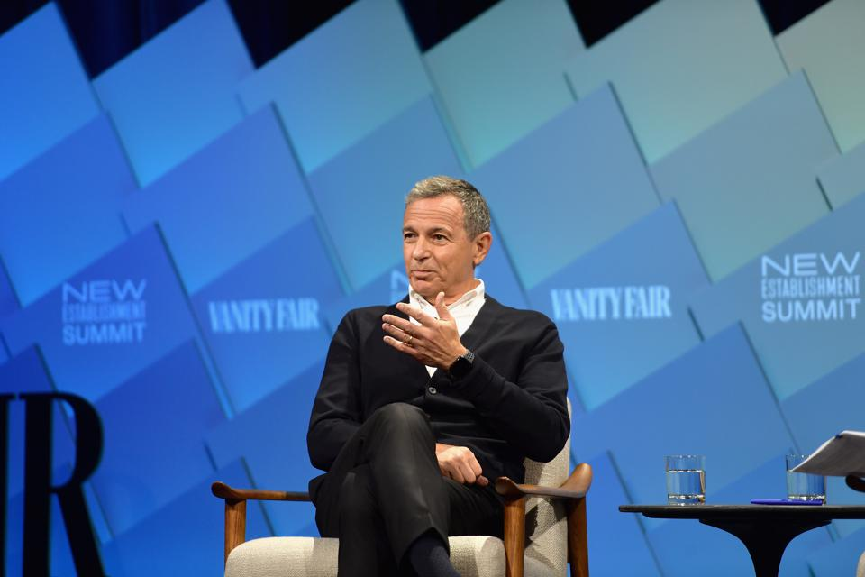 Ten Leadership Lessons From Disney's Bob Iger