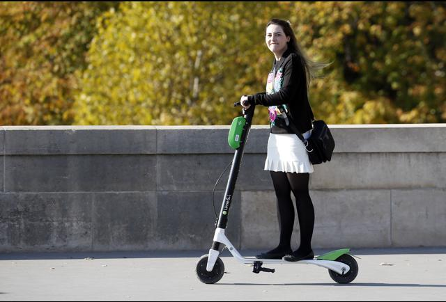 Lime Scooter Software Glitch Causes Random Braking, Dozens Of Rider Injuries