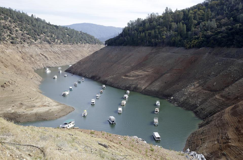 FX103 with California Drought