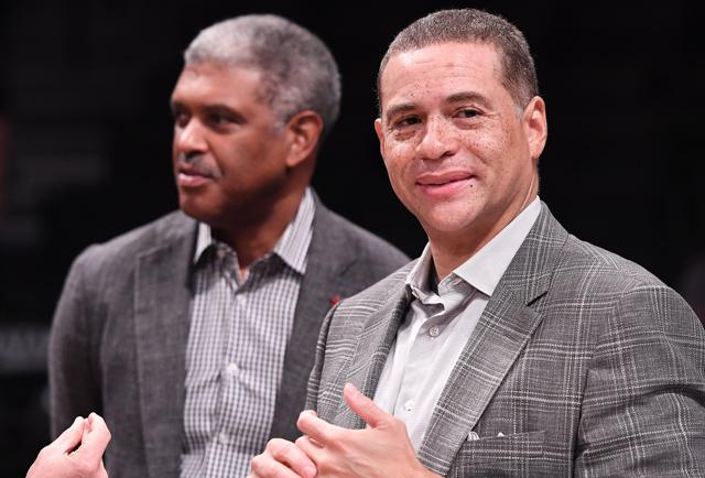 Knicks Front Office Duo Follow In The Footsteps Of Their Fathers