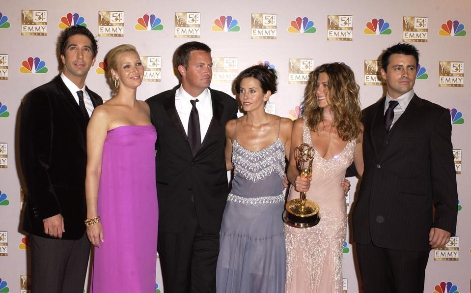 54th Annual Primetime Emmy Awards - Press Room