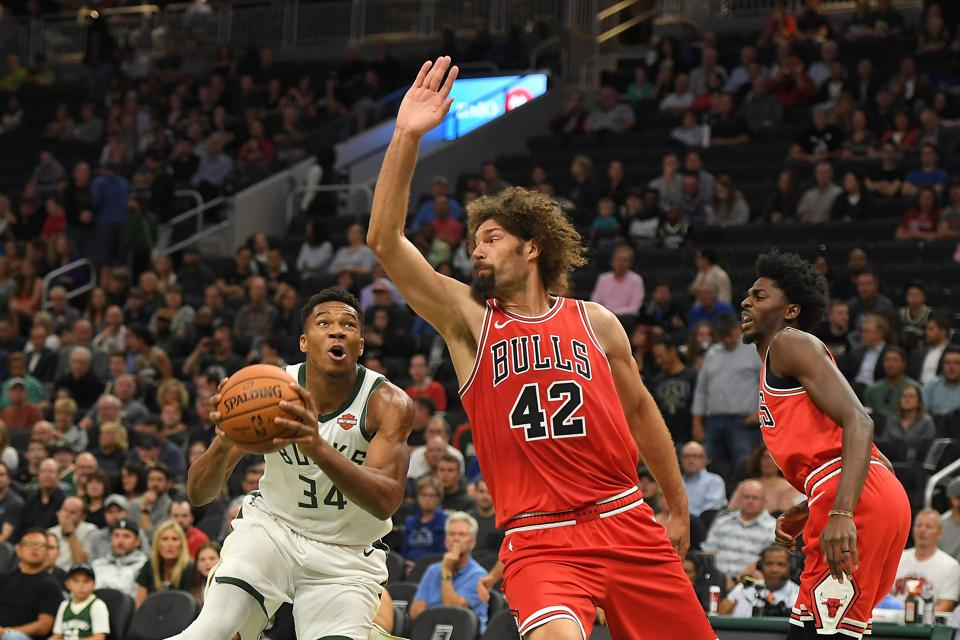 Milwaukee Bucks Expect Robin Lopez To Shoot Threes, And You Should Too