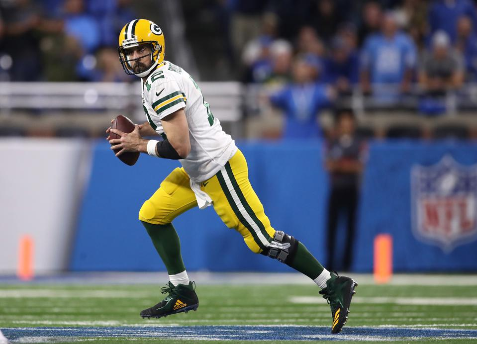 With CAA's help, Green Bay quarterback Aaron Rodgers became a part owner of the Milwaukee Bucks, a team worth more than $1 billion.