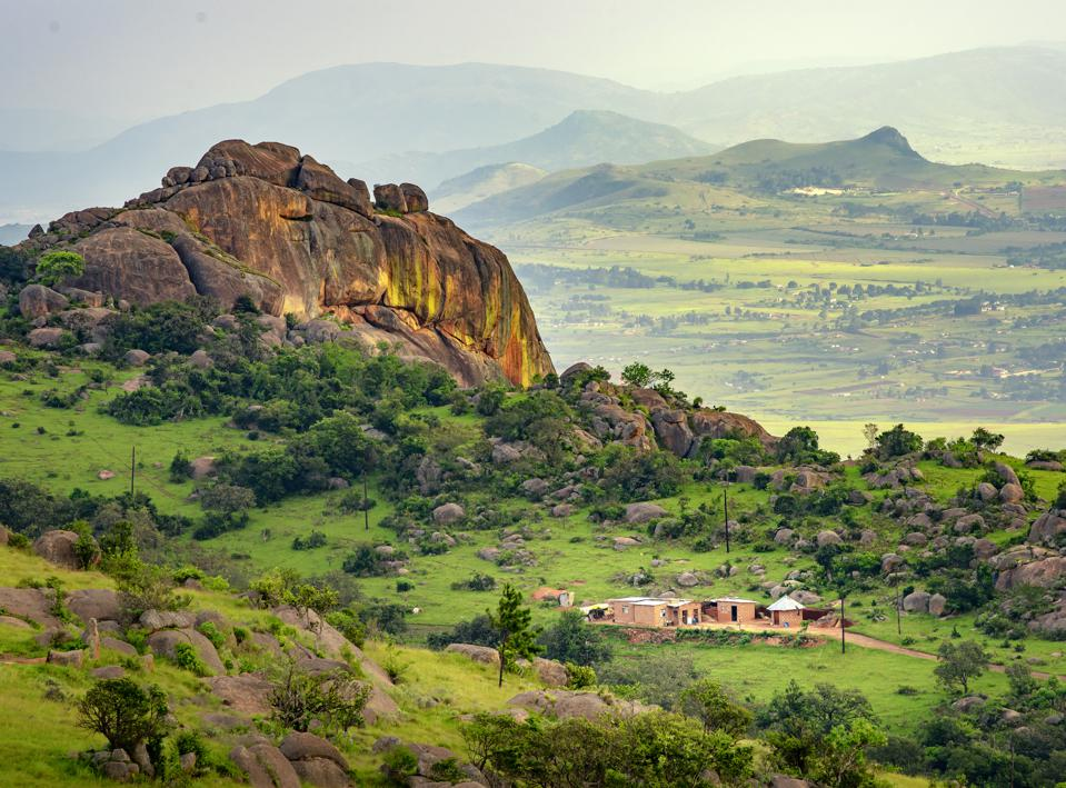 Swaziland eSwatini  Lonely Planet Top Ten Countries 2020