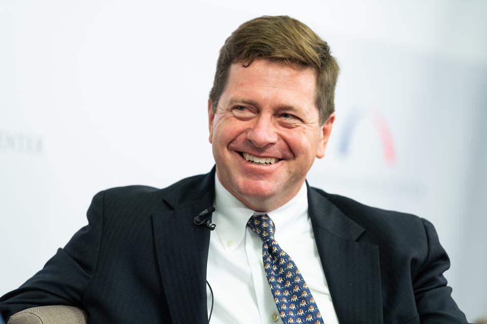 Jay Clayton, Chairman, U.S. Securities and Exchange...
