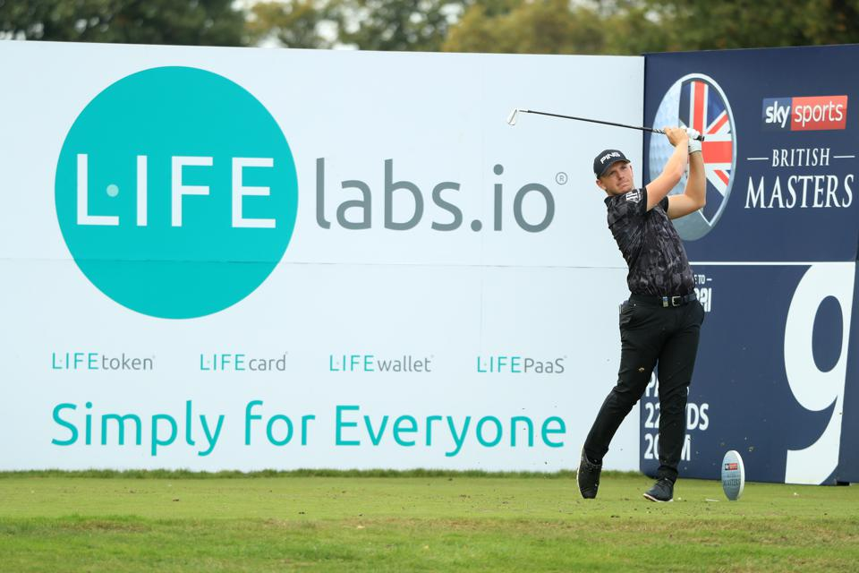 LIFElabs joined Sky Sports in becoming a sponsor of the British Masters.