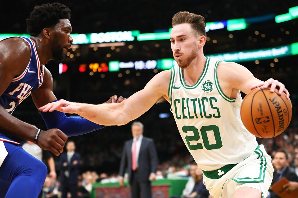 The Celtics will have to figure out how to integrate Gordon Hayward.