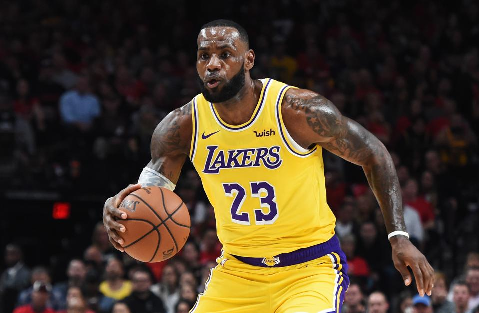 The NBA's Highest Paid Players 2019: LeBron James Leads With