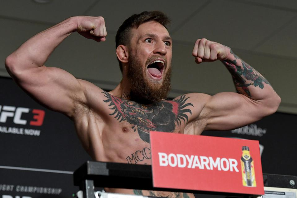 Ufc 246 Weigh In Video Live Stream For Conor Mcgregor Vs