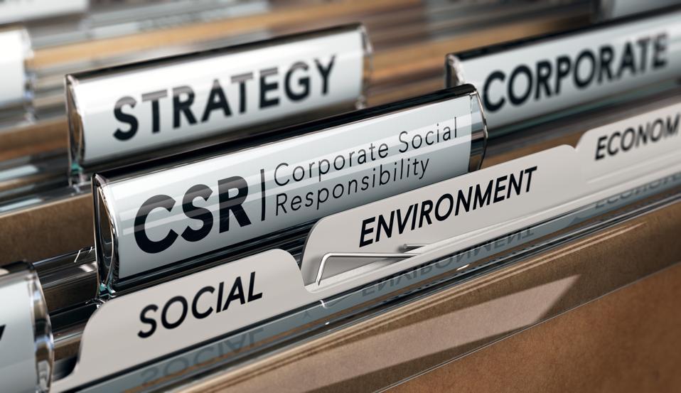 Corporate Social Responsibility, CSR Strategy
