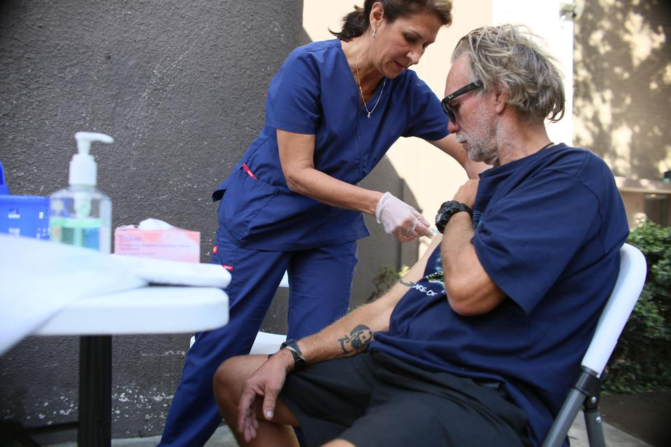 Hepatitis A Outbeak Among Homeless population in San Diego