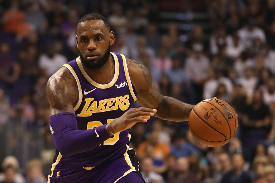 How LeBron James Built A Net Worth Of $450 Million