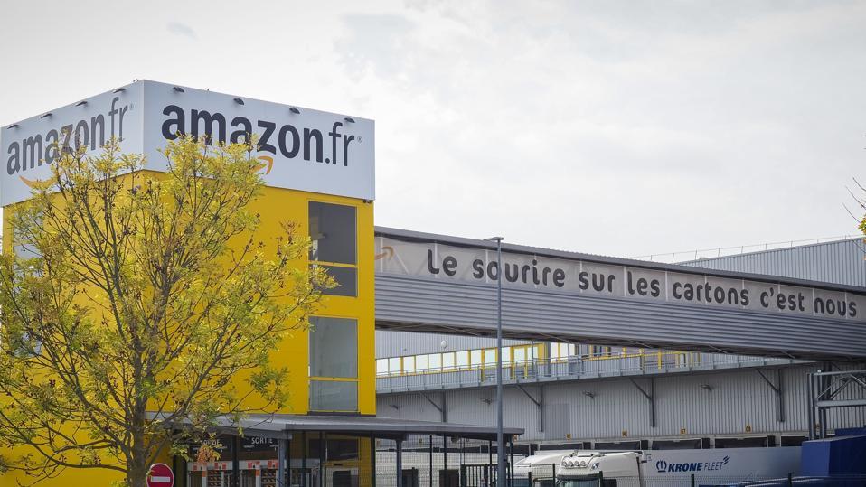 FRANCE-US-RETAIL-DISTRIBUTION-AMAZON