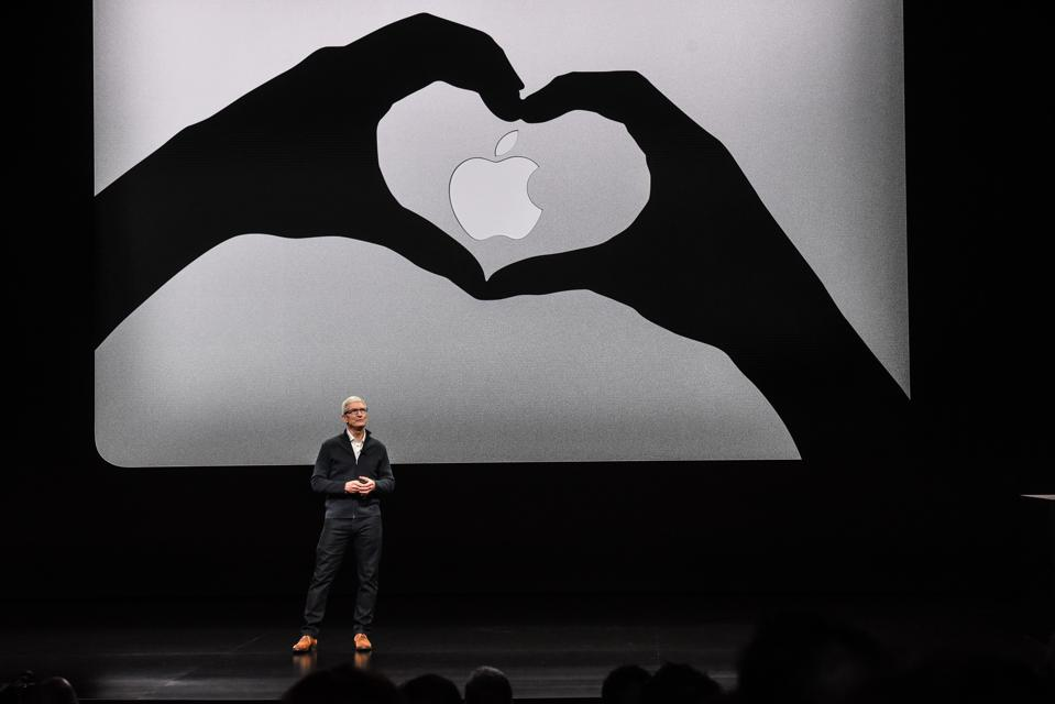 Apple detiene l'evento di lancio a Brooklyn