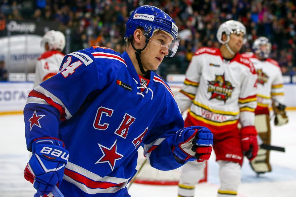Kontinental Hockey League: SKA St Petersburg vs Kunlun Red Star Beijing
