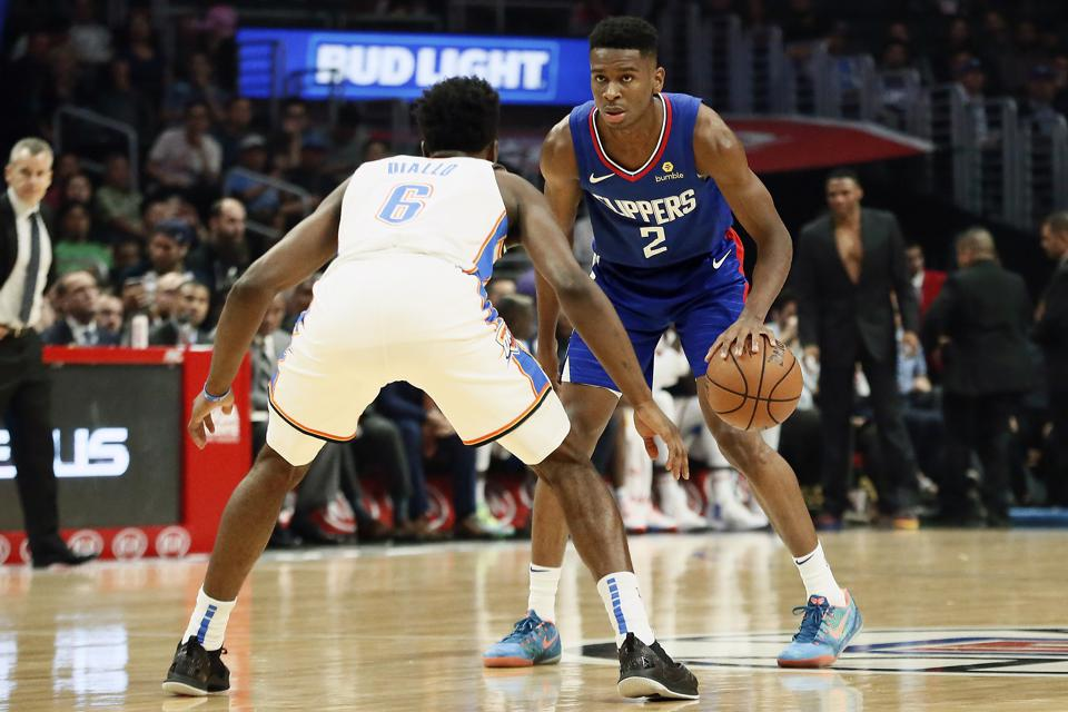 Oklahoma City Thunder v LA Clippers