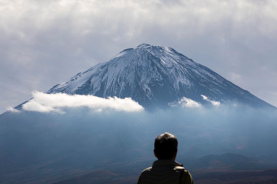 TOPSHOT-JAPAN-ALAM-LINGKUNGAN-FUJI