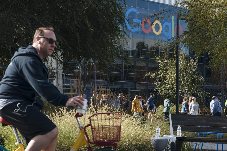 Google To Require Its U S  'Shadow Workforce' To Receive