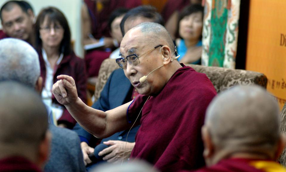 Dialogue Between His Holiness the 14th Dalai Lama And Chinese Scientists On Quantum Effect