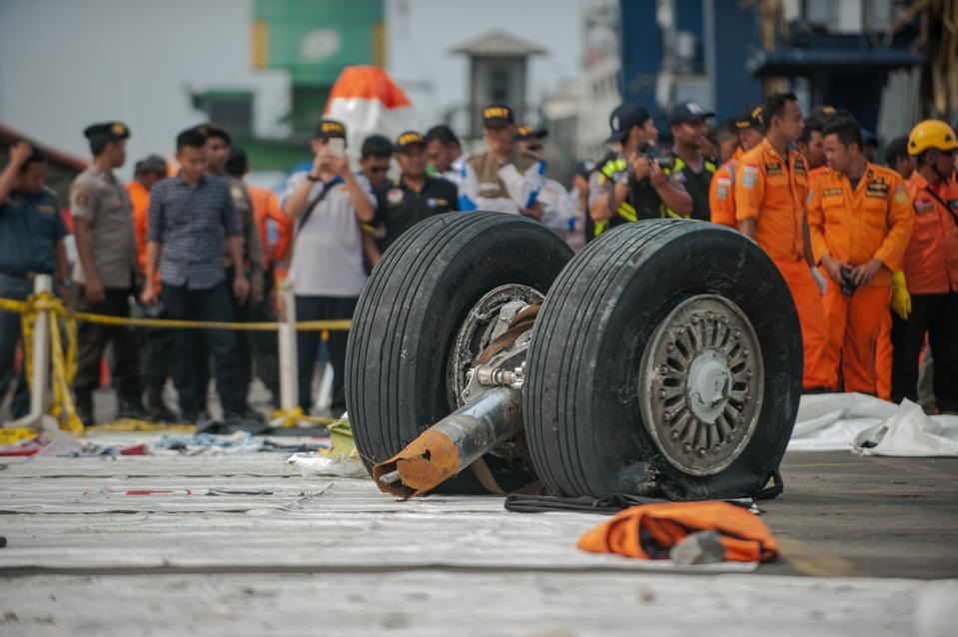 Accident Lion Air JT610