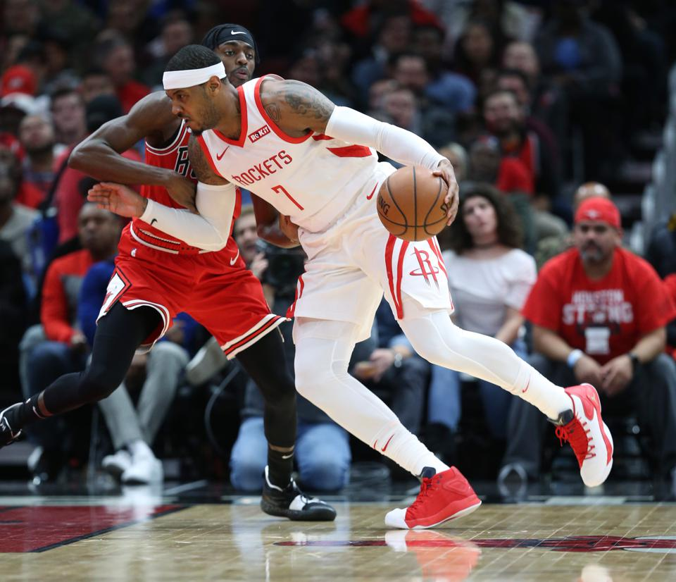 The Chicago Bulls Should Sign Carmelo Anthony