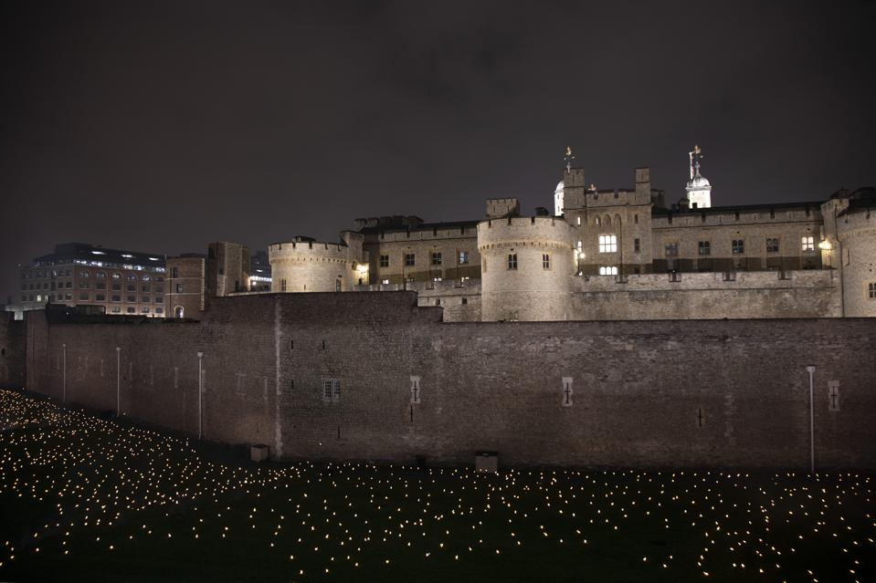 Beyond Curated, London., Tower of London