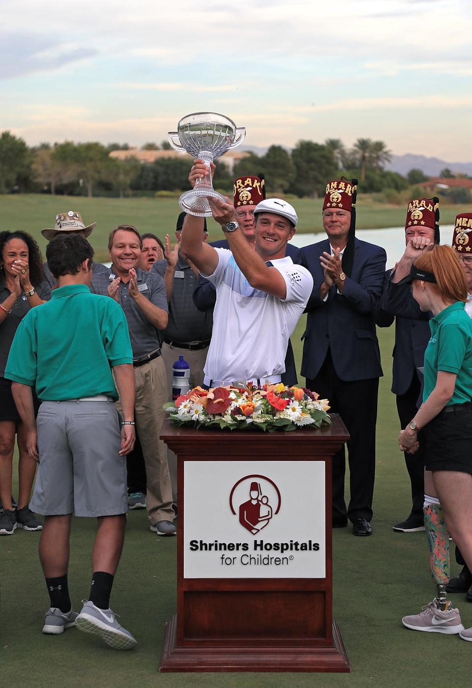 PGA Hits Jackpot In Las Vegas With 2019 Shriners Open