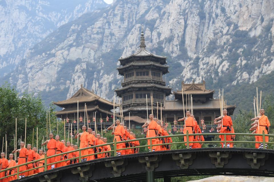 12th Zhengzhou (China) International Shaolin Kongfu Festival