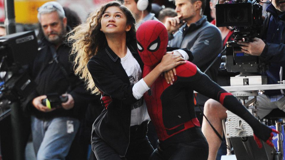 BuzzFoto Celebrity Sightings In New York - October 11, 2018