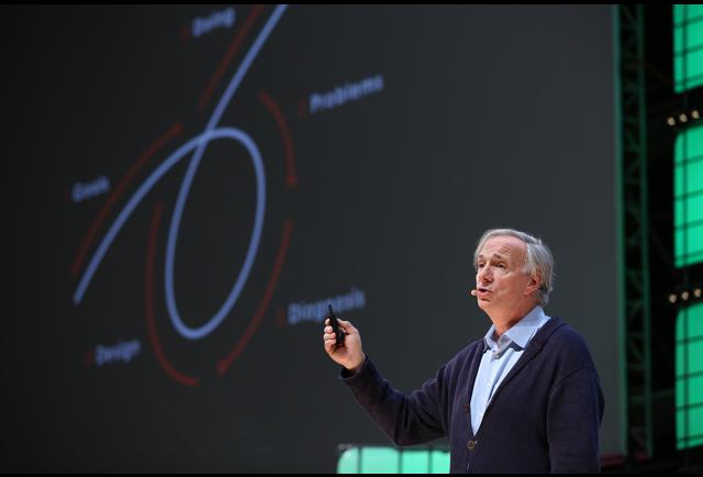 How Ray Dalio Turned A 7,500-Word Post On Reforming Capitalism Into A Simple, Compelling Narrative