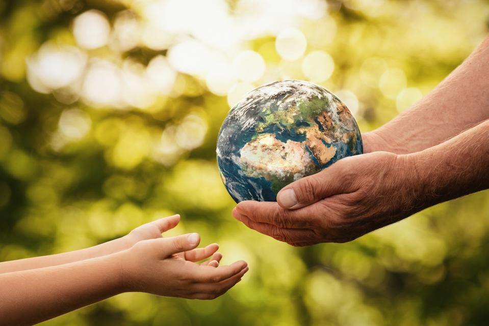 sustainability global warming digital supply chain