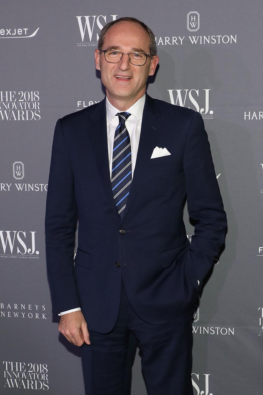 WSJ Mag 2018 Innovator Awards