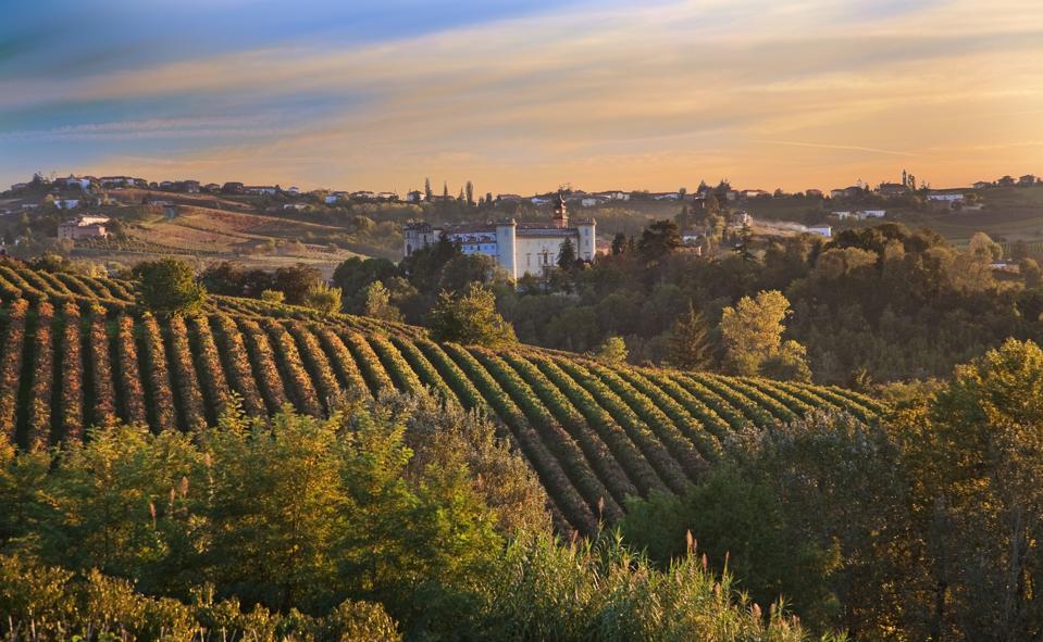 Costigliole d'Asti (Piedmont, Italy)