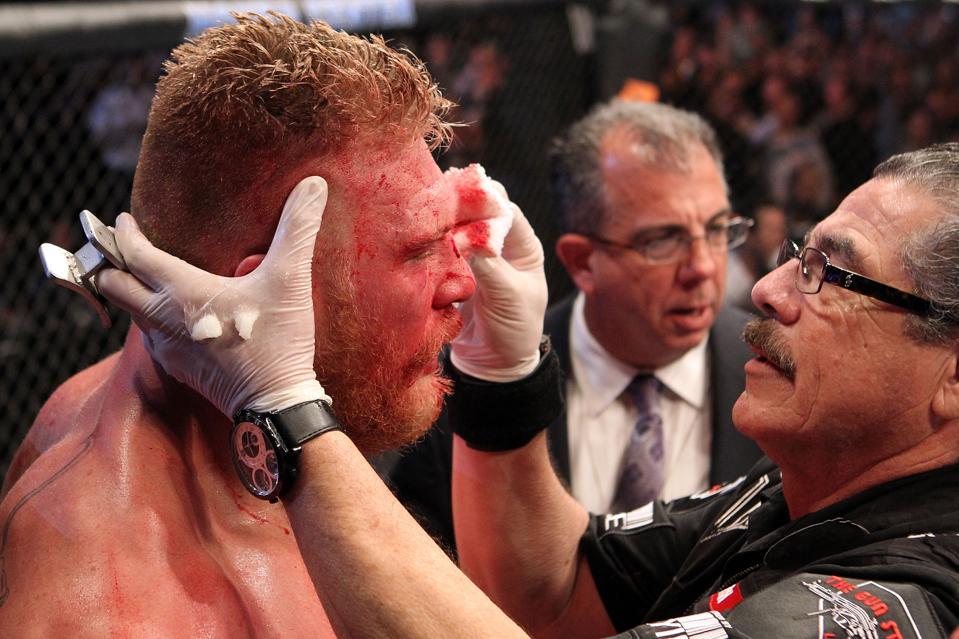 UFC 121: Velasquez v Lesnar
