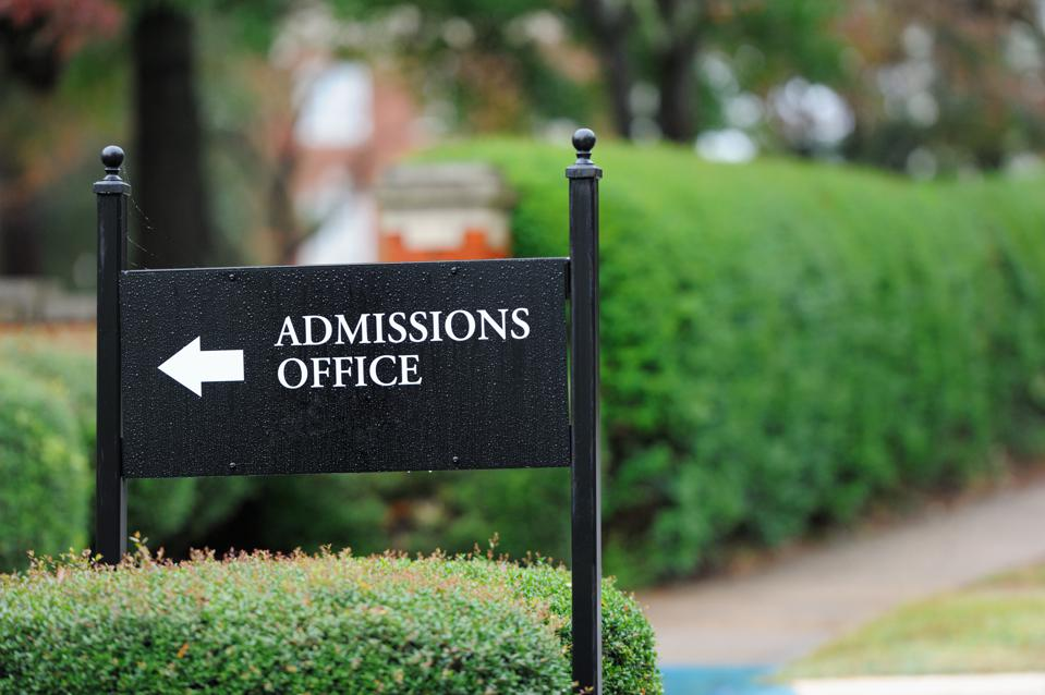Admissions office sign medical school admissions consultants