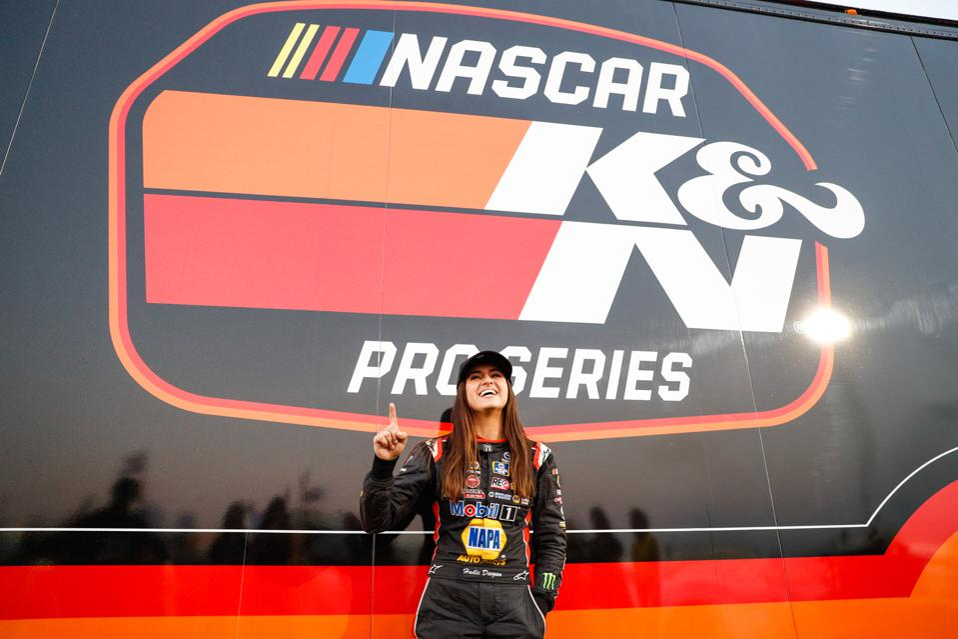 NASCAR K&N West Series race - Kern County Raceway Park