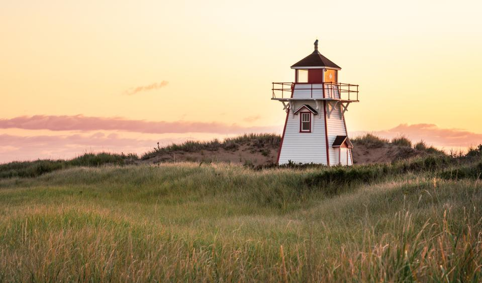Prince Edward Island cheap travel