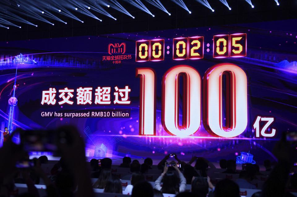 Singles Day 2019: The Curtain Goes Up For The World's Largest Shopping Event