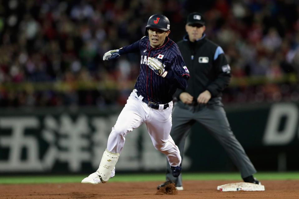 Japanese Outfielder Shogo Akiyama Would Solve Two Roster Holes For Cubs