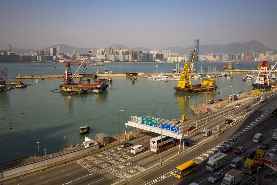 Hong Kong Causeway Bay