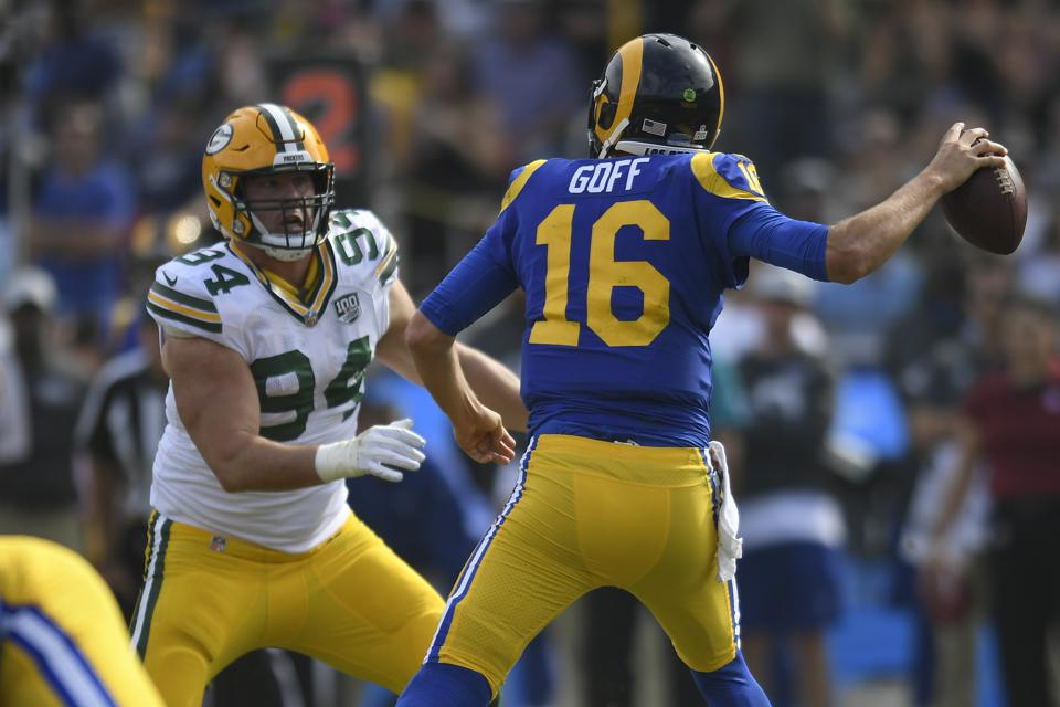 The Most Important Green Bay Packers Dean Lowry Remains Steady But Far From Spectacular