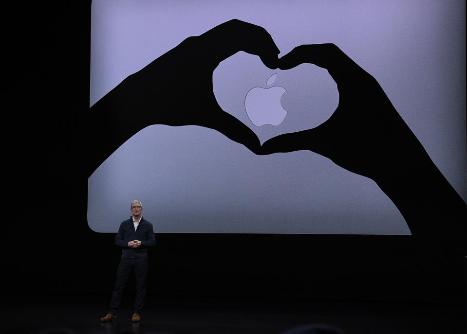 Apple Holds Launch Event in New York