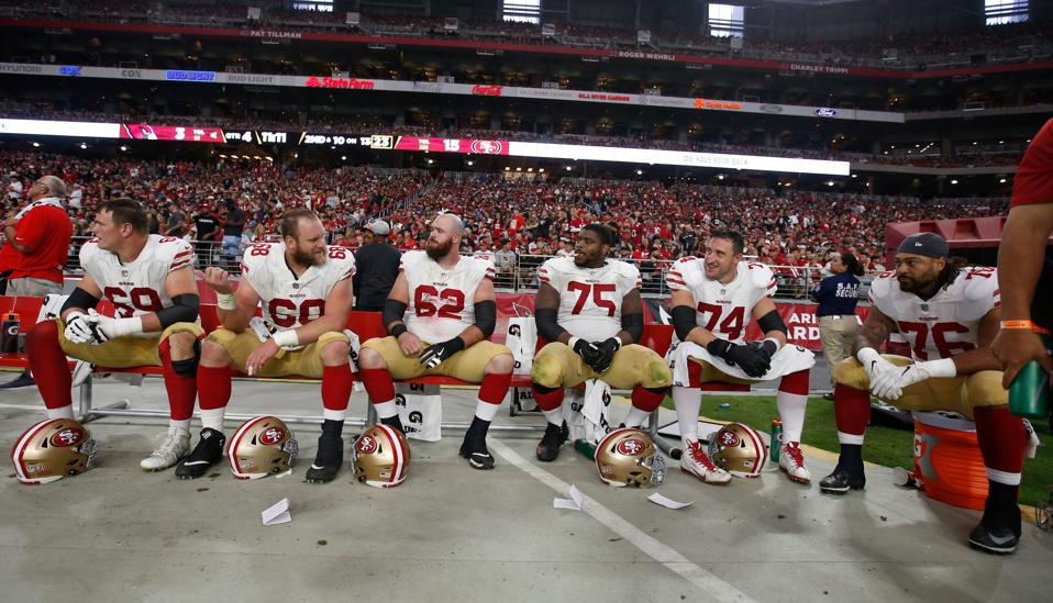 49ers 2019 NFL Preview: The Offensive Line