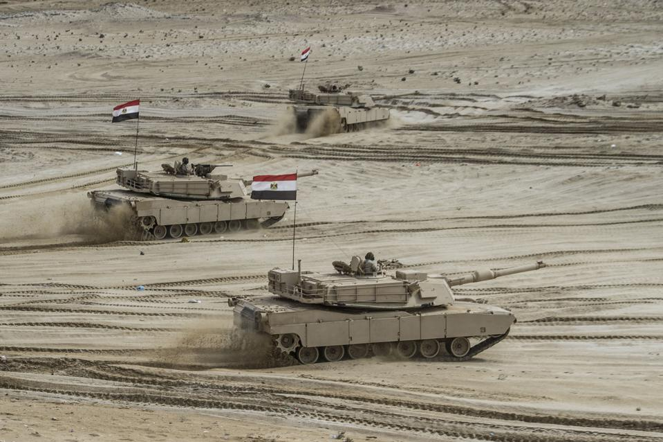 EGYPT-ARAB-DEFENCE