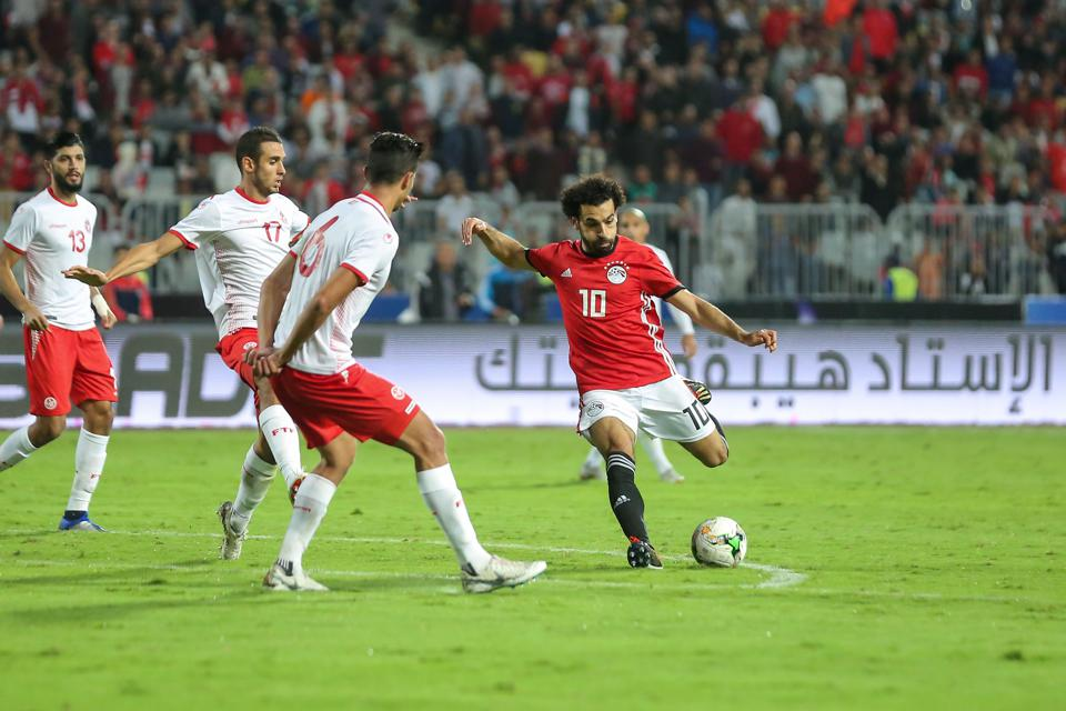 Egypt v Tunis - Africa Cup of Nations qualifier